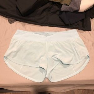 Lululemon Speed Short sz 8